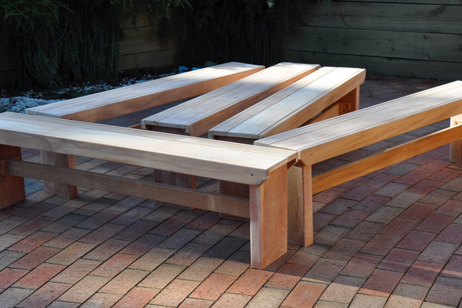 Custom Built Outdoor Furniture