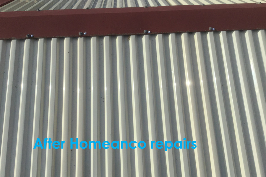 New Polycarbonate Roofing